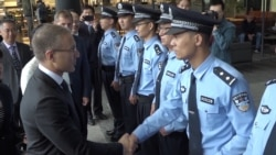 Chinese Police Launch Joint Patrols In Serbia