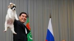 Berdimuhamedowyň 'güjükli' diplomatiýasyndan soň Türkmenistan GDA başlyk bolýar