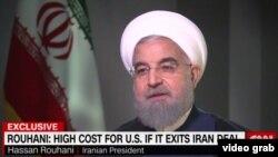 روحانی: خروج آمریکا از برجام هیچ خاصیتی برای آنها ندارد
