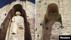 Buda i Bamianit në Afganistan: Para dhe pas shkatërrimit...