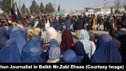 Жители афганских провинций Балх и Герат поддержали временное соглашение. 22 февраля 2020