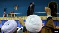 Ајатолах Али Хаменеи.