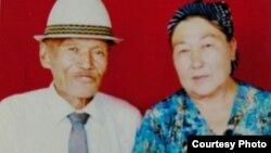 Родители Омирбека Бекалы.