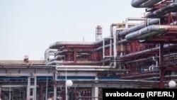Інфраструктура заводу «Нафтан»