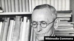 Hermann Hessenin qocalıq illəri.