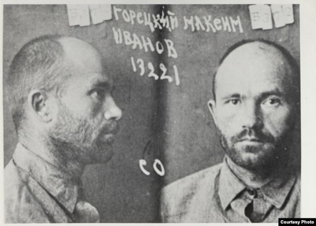 Максім Гарэцкі ў турме. 1930 год