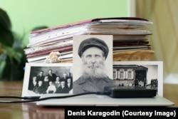Архів проекту Дениса Карагодіна: документи та жорсткий диск на 2 терабайти