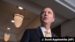 Конгрессмен Адам Шифф, член комитета по разведке палаты представителей США.