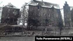 Замок Вальдау на исторической фотографии