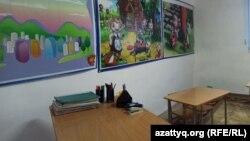 Учебный кабинет в школе. Иллюстративное фото.