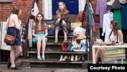 Кадр из сериала Girls