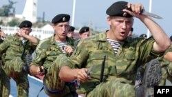 Російські військові в Криму, архівне фото