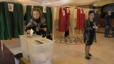 Apparent Vote Fraud In Azerbaijan's Presidential Vote video grab 1