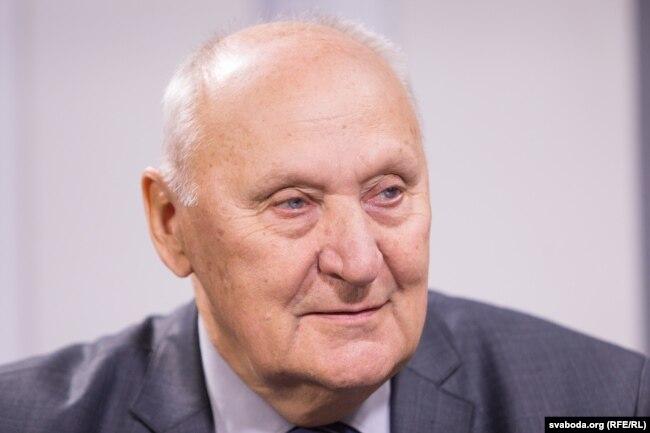 Бывший глава Беларуси Мечислав Гриб