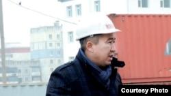 Уланбек Тынччылык уулу