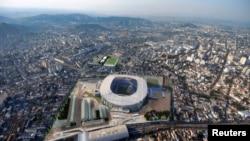 2014 yilda o'tadigan futbol bo'yicha Jahon chempionati o'yinlariga mezbonlik qiluvchi stadionlardan biri. Rio De Janeyro, Braziliya.