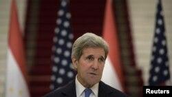 Sekretari i amerikan i Shtetit, John Kerry.
