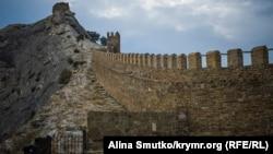 Судакская крепость, иллюстрационное фото