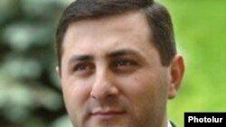 Пресс-секретарь президента Армении Самвел Фарманян (архив)