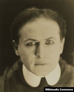 Гарри Гудини, 1920