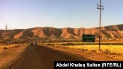 طريق شمال الموصل