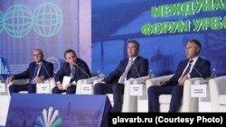 Виталий Фальков (у), Радий Хәбиров, Александр Сидякин
