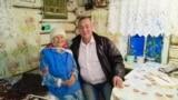 Tatarstan -- Mingaysha Khasanova and Islam Khasanov, locals in Aday village of Kukmara district of Tatarstan, 5Dec2018