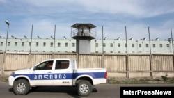 Одна из строго охраняемых грузинских тюрем – номер 16, в городе Рустави
