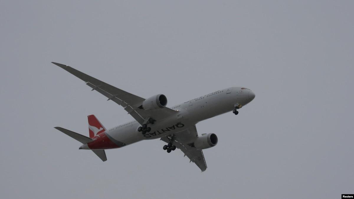 Самолет Boeing 787-9 побил рекорд самого длинного в истории беспосадочные перелета