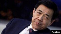 Bo Xilai gjatë një prej seancave gjyqësore kundër tij
