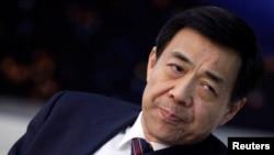 Бо Силай в бытность членом Всекитайского собрания народных представителей