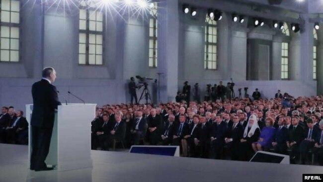Putinovo obraćanje naciji