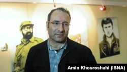 رضا میرکریمی مدیرعامل خانه سینمای ایران