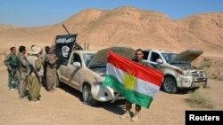 Пешмаргаҳои курд