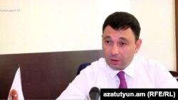 Эдуард Шармазанов, 18 апреля 2017 г.