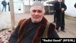 Асрориддин Махмудов
