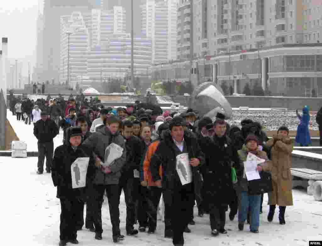 Казахстан. 28 марта – 1 апреля 2011 года #11