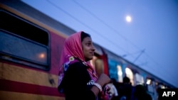 Refugjatë në Evropë