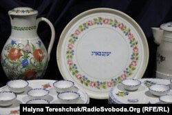 Посуд для Ханукії