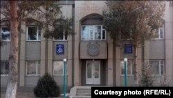 Таласский областной суд