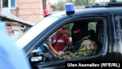 Антитеррористическая операция в Бишкеке, 16 июля 2015 г.