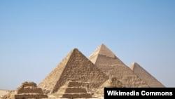 Pamje të Egjiptit