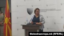 """Катица Јанева, прва прес-конференција по поднесувањето на остаката и случајот """"Рекет"""""""