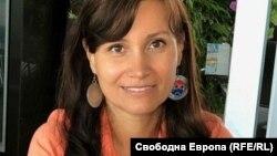 Марина Стефанова, председател на Българската асоциация на КСО (корпоративна социална отговорност) специалистите.