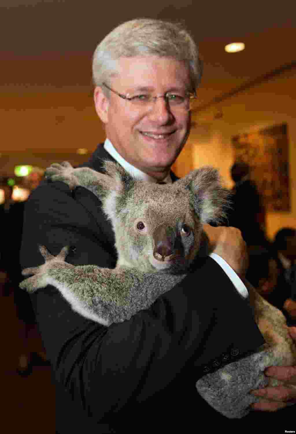 Прем'єр-міністр Канади Стівен Гарпер