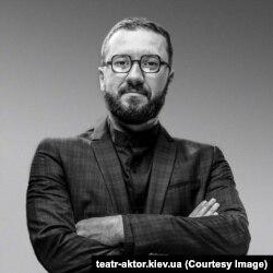 Слава Жила, директор та художній керівник Київського камерного театру «Актор»