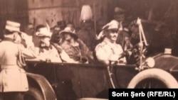 Familia regală română în vizită la Chișinău