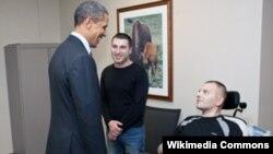2 მარტს ვიცე-პოლკოვნიკი ალექსანდრე ტუღუში აშშ-ის პრეზიდენტმა, ბარაკ ობამამ მოინახულა