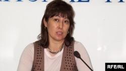 Гульмира Илеуова, президент фонда «Стратегия».