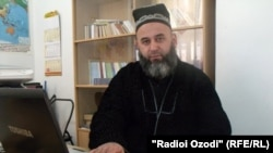 Hoji Mirzo, an influential religious leader in the Khatlon region, is one of the imams to attract a national following.
